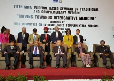 5th MMA Evidence Based Seminar on Traditional and Complementary Medicine