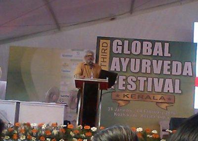 Global Ayurveda Festival 2016